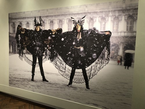 Fulvio Roiter, Maschere di Carnevale