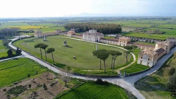 Rinasce il Real Sito di Carditello, splendida tenuta borbonica in provincia  di Caserta