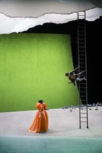 spectacle l'Oiseau vert