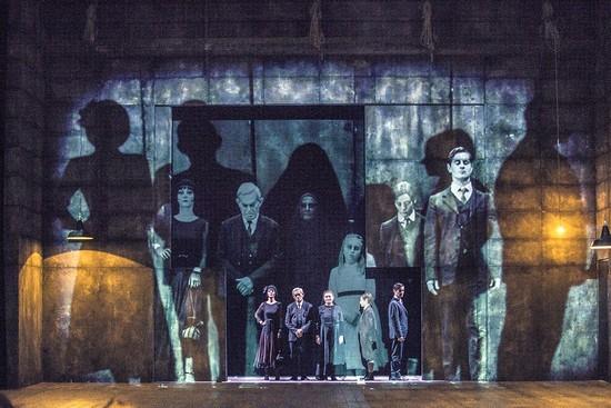 Théâtre de l'Athénee Paris
