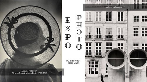expos photo IIC Paris