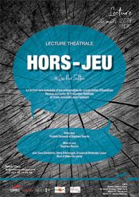 Hors Jeu Lisa Nur Sultan Lecture théâtrale
