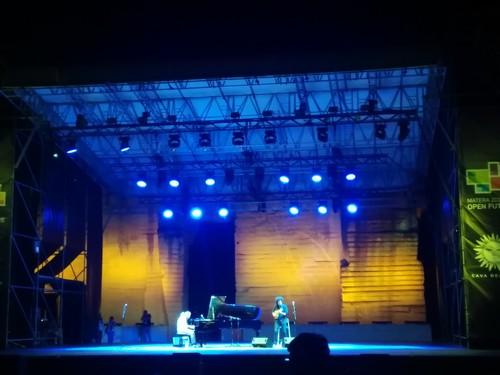 concerto di Bollani, evento della fondazione matera 2019 bollani.