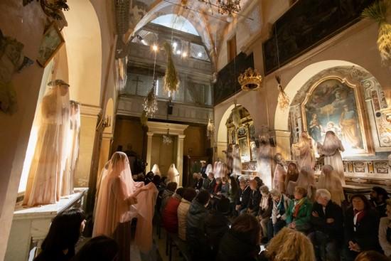 Dante Divina Commedia Ravena Matera