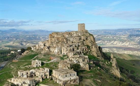 Craco borghi più belli d'Italia