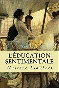 Livre L'Education sentimentale Flaubert