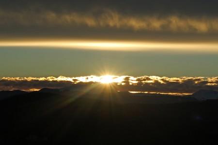 tramonto foto Flavio Brunetti