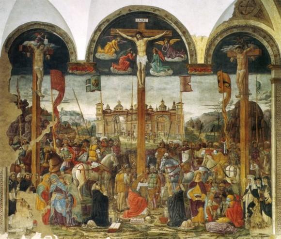 refettorio S Maria delle Grazie