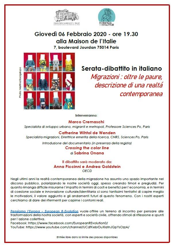 Altritaliani cité universitaire internationale