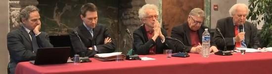 Il dibattito alla Maison d'Italie