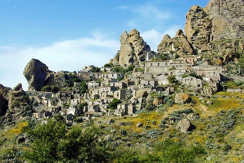 Pentedattilo Calabria