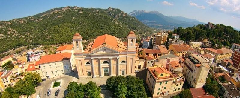 Cattedrale Santa Maria della Neve a Nuoro