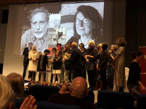 "Giosuè Calaciura pour son roman ""Borgo Vecchio"" - Lise Chapuis-Altritaliani"