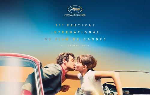 Affiche Festival di Cannes 2018