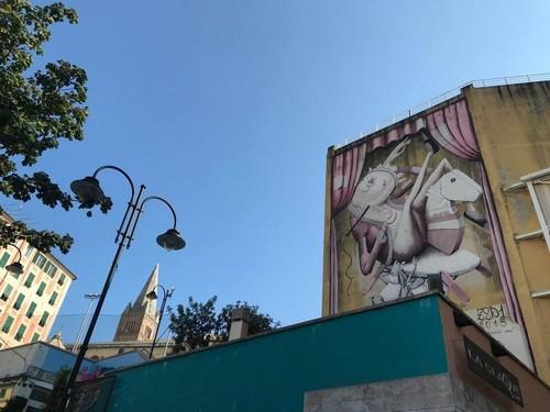 Un libro una città Altritaliani Genova