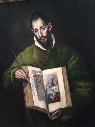 Expo El Greco Grand Palais Altritaliani
