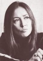 La giornalista Oriana Fallaci