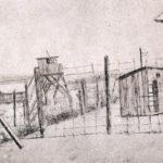 """Da """"Vita di prigioniero – 30 quadretti di prigionia in Germania"""", Napoli 1945"""