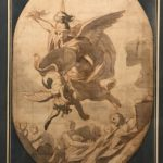 "Charles Le Brun (Parigi, 1619-1690), ""Allegoria della Germania"""