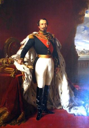 Napoleone III, di Xavier Franz-Winterhalter