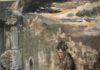 Quadro del pittore Antonio D'Attellis
