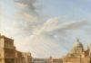 L'ingresso del Canal Grande con la basilica della Salute - Ginevra, collezione privata