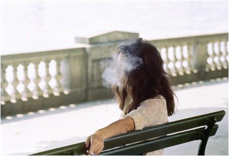 Luigi Ghirri, Parigi, 1972. Courtesy Fototeca Biblioteca Panizzi, Reggio Emilia ©Eredi Ghirri