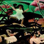 La Guerra detta anche La calvalcata della Discordia, Henri Rousseau, 1894, Parigi Musée d'Orsay