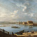 L'Isola di San Cristoforo e San Michele dalle Fondamenta Nuove - Ginevra, collezione privata