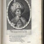 Domenicus Custos - Schach Abas Persarum Rex - Volume a stampa