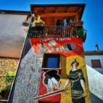 Un altro murale del paese