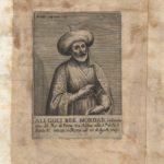 Ali Goli Bek Mordar - Libro terzo delli Dosi di Venetia di Gioan Carlo Sivos, 1595-1615