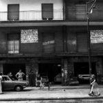 1973 – Una strada di Bagnoli © Flavio Brunetti