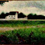Paesaggio dell'Ile-de-France, Henri Rousseau, 1882, Bordeaux Musée des Beaux-Arts