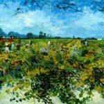 Vincent van Gogh, Vigneto, 1888, olio su tela, Otterlo, Kröller-Müller Museum