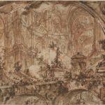 Giambattista Piranesi, Magnifico interno di un palazzo, 1748/1752