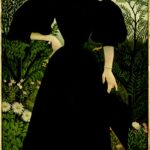 Ritratto di Madame M., Henri Rousseau, 1890 circa, Parigi Musée d'Orsay
