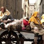 La descrizione in cornice della peste