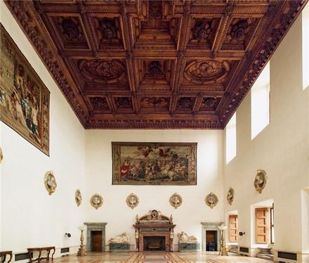 Salon d'Hercule, Palais Farnèse, Rome