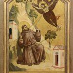 Saint François recevant les stigmates, Musée du Louvre