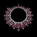 Collana di rubini di Nawanagar Cartier, 1937; The Altani collezione