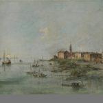 V. Il canale della Giudecca e la punta di Santa Marta