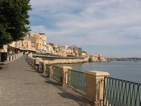 Lungomare di Ortigia - Siracusa