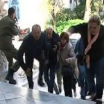 L'attentato di Tunisi.