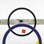 Magia del cerchio, 2011, cm 50x50
