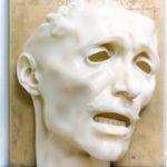 Wildt, Maschera del dolore, autoritratto