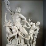 Laocoonte, Autore sconosciuto, calco XIX s., Città del Vaticano, Musei Vaticani