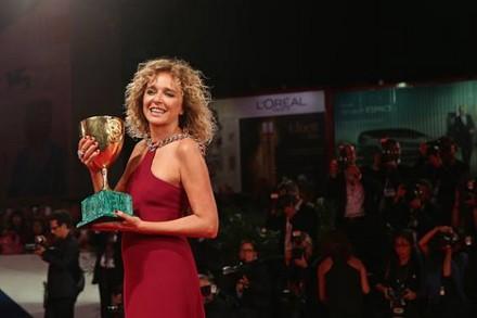 A Valerio Golino, la coppa Volpi per la miglior interpretazione femminile
