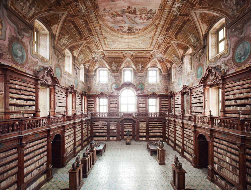 Biblioteca oratoriana statale annessa al monumento nazionale dei Girolamini