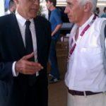 Alberto Barbera con Armando Lostaglio